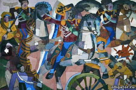 Коллекции искусства российских миллиардеров